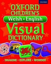 Oxford Children's Welsh-English Visual Dictionary by Oxford Dictionaries (Paperback, 2013)