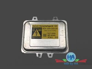 OEM Lincoln MKZ 2006-2009 HID/Xenon Ballast (HID206)