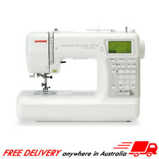 Janome MC5200 Sewing Machine Memory Craft Quilting Dressmaking Patchwork NEW