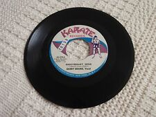 NORTHERN SOUL BARRY GRAND ANNIVERSARY SONG/LOOKING BACK KARATE 504