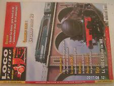 **a2 Loco Revue n°725 140 C Liliput H0 / Diesels H0 sonorisés par CMS