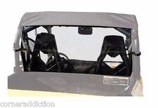 UTVRear Back Window Can Am Commander 800R/XT, 1000 DPS, X, XT, XT-P Dust Stopper