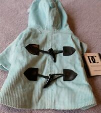 NEW Dog Pet Girl / Boy Clothes Blue Jacket Coat Size XS
