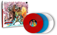 Streets Of Rage 4 The Definitive Soundtrack Exclusive Red White Blue Vinyl VGM