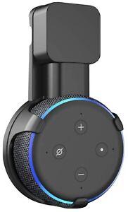 3 Echo Dot 3rd Generation Speaker Outlet Wall Mount Holder