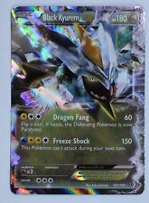 Pokemon Card - Black Kyurem EX - 101/149 - Boundaries Crossed