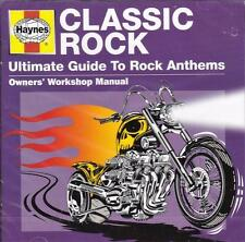 HAYNES - THE ULTIMATE GUIDE TO CLASSIC ROCK ANTHEMS - VARIOUS ARTISTS (NEW 2CD)