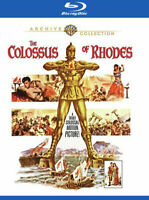 The Colossus of Rhodes BLU-RAY NEW