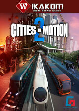 Cities in Motion Collection 2 + 7 DLC Steam Digital Game ** LIVRAISON RAPIDE! **