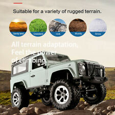 1/16 2.4G 4WD RC Crawler Off Road Car Guard Land Rover Cross Country Car Gift