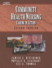 Community Health Nursing: Caring in Action Hardbook Textbook Free Shipping