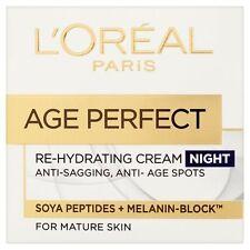 L'Oreal Paris Edad Perfecto Re-Hidratante Crema de Noche 50ml