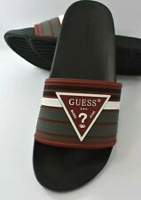 GUESS MENS ENNELY SLIDE SANDALS SZ10 NEW WITH TAG