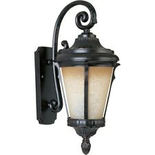 Maxim Odessa Cast 1-Light Outdoor Wall Lantern Espresso - 3015LTES