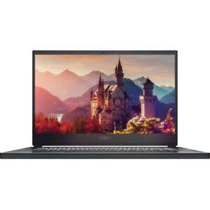 """MSI Creator 15 15.6"""" Laptop Intel Core i7-10875H 16GB RAM 512GB SSD RTX 2060 6GB"""