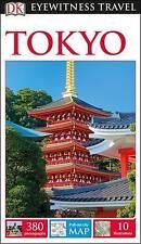 DK Eyewitness Travel Guide Tokyo (Eyewitness Travel Guides), DK, New Book
