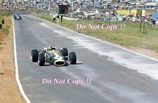 Jim Clark Lotus 43 South African Grand Prix 1967 Photograph 1