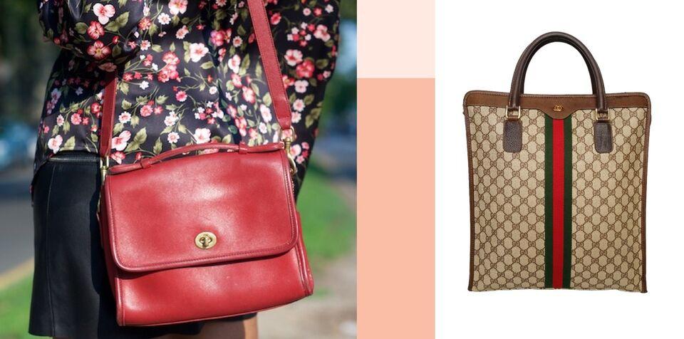 956f17d3be Vintage Bags