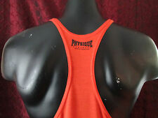 Physique Bodyware Soft Y-Back Stringer tank top Orange (S)