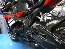 HONDA CBR 1000RR 2008-2016 Carbon Fiber Swingarm Covers Protectors Guards