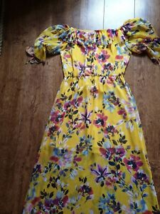 French Connection Ladies Floral Maxi Dress