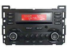 Pontiac G6 G-6 Radio Stereo 6 Disc Changer Cd Player Aux Oem 15848801 Am Fm