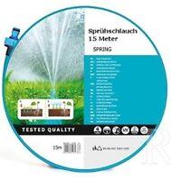 Sprühschlauch Gartenschlauch Bewässerungsschlauch Wasserschlauch 15m