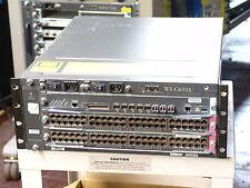 Cisco Catalyst 6503 gigabit router - MAX MEM 8 fiber 96 copper