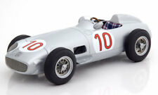 I Scale Mercedes Benz W196 Winner GP Belgium 1955 World Champion Fangio #10 1/18