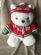 Dayton Hudson Vintage 1992 Christmas Santa Bear