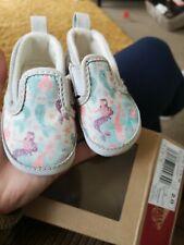 Baby Vans Crib Shoes Size 2 (6-12 Weeks)