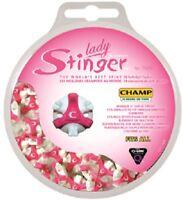 CHAMP Donna STINGER Q Lok spuntoni. 22 CHIODI/TACCHETTI