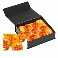 7 PCS JP Anime Dragon Ball DragonBall Z Stars Crystal Diameter Ball Set Kid Gift