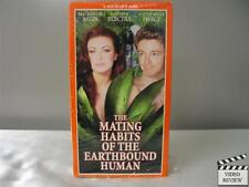 The Mating Habits of the Earthbound Human VHS David Hyde Pierce, Carmen Electra