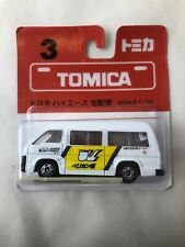 TOMY TOMICA NO 3 TOYOTA HIACE DELIVERY VAN 1/66 DIECAST CAR Takara Tomy