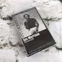 VAN MORRISON Wavelength (1978) CASSETTE TAPE