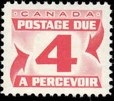 Scott # J24 - 1967 - ' Postage Due '; 20 x 17mm