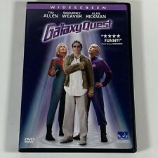Galaxy Quest (Dvd, 2000, Widescreen, Special Features)