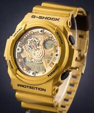 Casio G-Shock Crazy Gold Series Analog-Digital ALL Gold Watch GA300GD-9AER