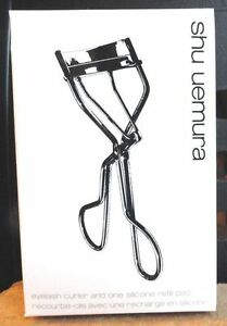 AUTHENTIC New Shu Uemura Eyelash Curler and One Refill (Ship from US)
