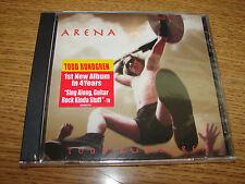 NEW - Todd Rundgren - Arena - CD 2008 Rock Alternative/Indie - Utopia, Meat Loaf