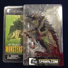 Sea Creature McFarlane Monsters Series 1 Bloody Package Variant Horror Spawn