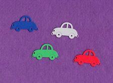 CAR # 3 die cuts scrapbook cards