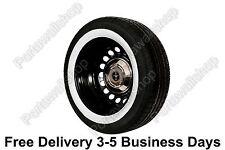 "ATLAS White Wall portawall 14"" tyre port a wall insert trim set DHL Free Shiping"