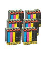 10 cartuchos Epson 18xl compatibles Expression Home Xp-212 Xp-215 Xp-225 Xp-30