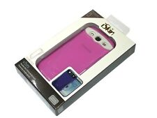 New iSkin VBSSG3-PK4 Vibes Case for Samsung Galaxy S III Cosmic Pink FREE SHIP