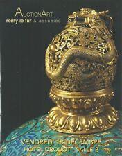 DROUOT ASIAN ART INDIA Gandhara KHMER CHINA Ceramics Jade Jewelry Lacquer Cat 13