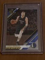 2019-20 Panini Clearly Donruss Luka Doncic Gold Foil RARE!! MINT!! PSA 10🤔📈🔥
