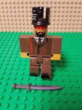 ROBLOX LEGENDS MINIFIGURE CHARACTER BRAND NEW 7 WITH SWORD