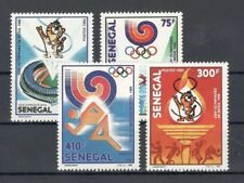Senegal 983-86 ** Olympia 1988 kpl.